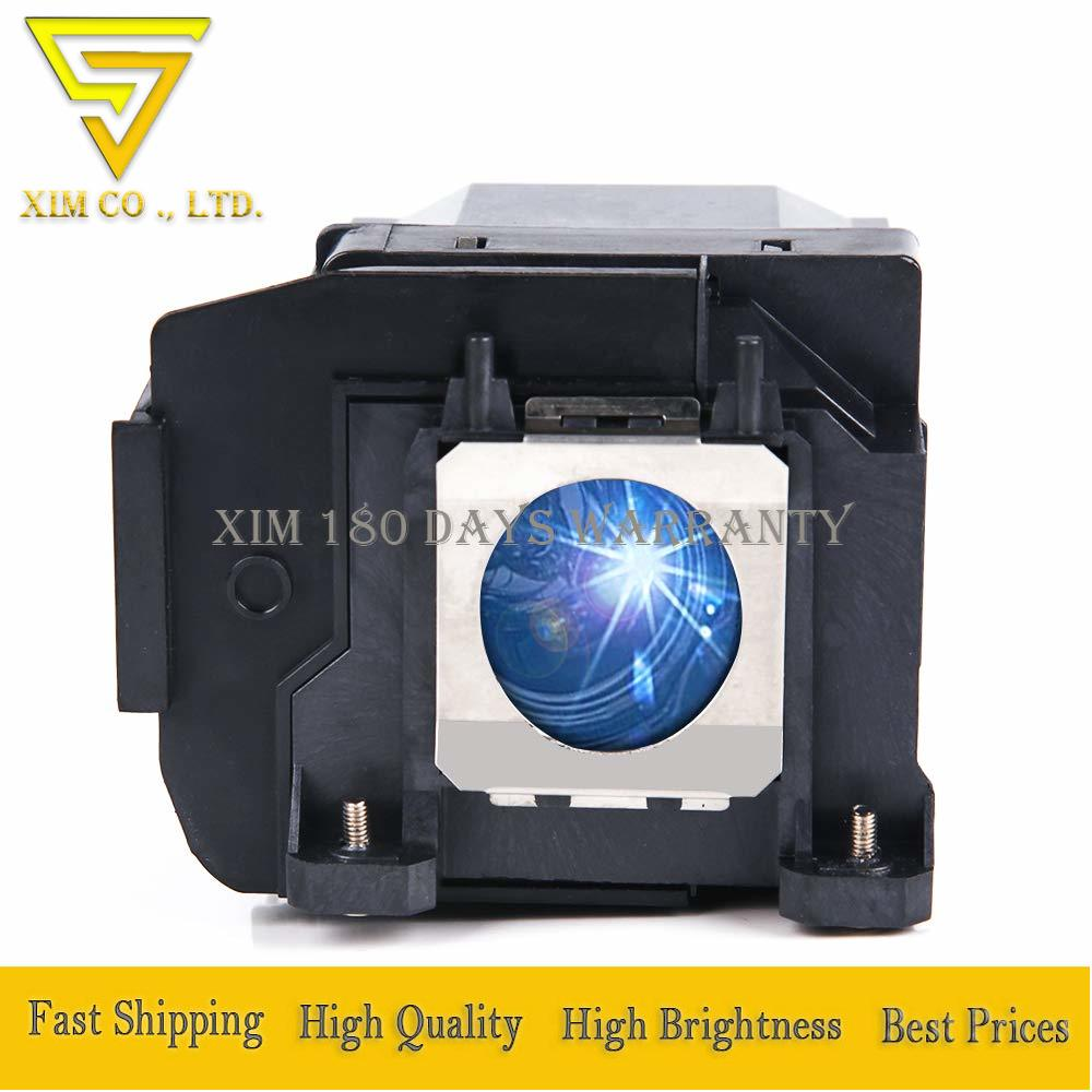 ELPLP85/V13H010L85 Projector Lamp For EPSON EH-TW6600 EH-TW6600W EH-TW6700 EH-TW6800 PowerLite HC 3000 3100 3500 3600e 3700 3900