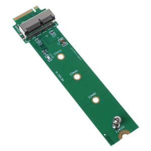 Dla MacBook Air Pro 12 + 16 pinów SSD do M.2 Key M (NGFF) karta konwertera PCI-e na PC akcesoria komputerowe X6HA