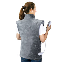 Heating Pads Electric Heating Blanket Men Women Warming Shoulder Back Brace Warm Mat for Neck Leg Abdomen Shoulder Pain Relief