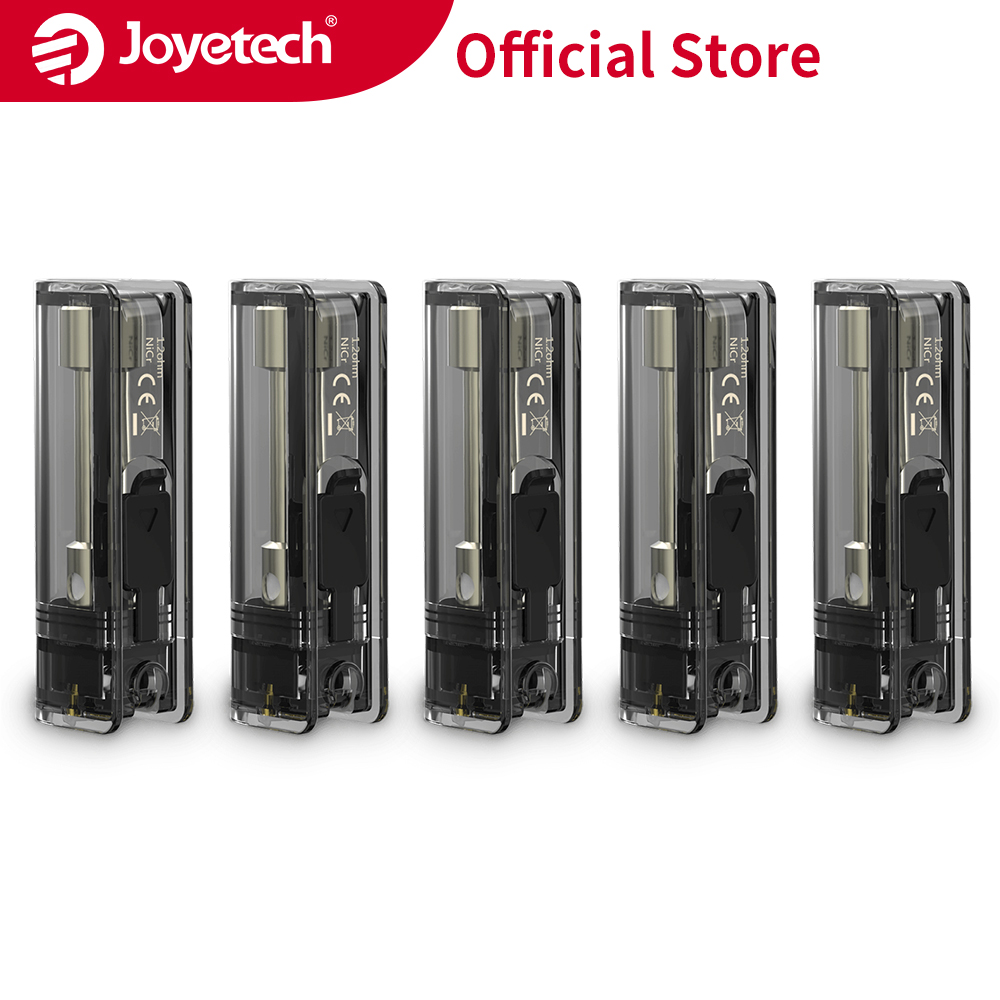 Original Joyetech EGrip Mini Cartridge For EGrip Mini Kit 1.3ml Capacity Vs Exceed Grip Electronic Cigarette