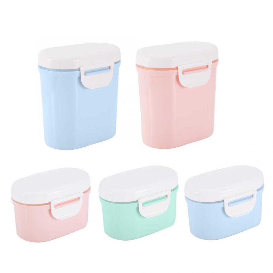 Baby Formula Milk Storage Large Capacity Baby Milk Powder Can Airtight Storage Box Barrel Feeding Box For Kids Food Container