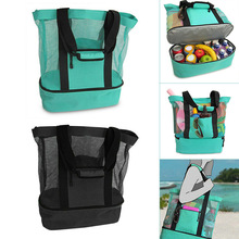Multifunction Lunch Bags Picnic Beach Camping Food Insulation Ice Bag Food Cooler Bag HUG-Deals