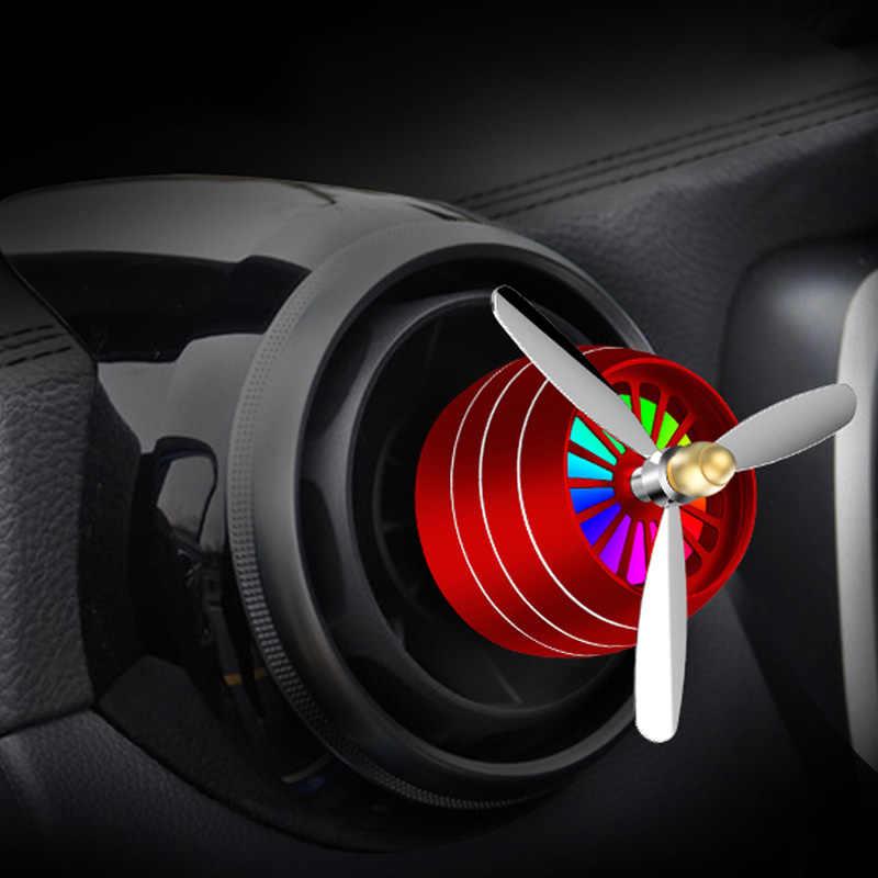 Accessoires voiture parfum climatisation prise désodorisant Clip décor