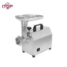 Itop Высококачественная электрическая мясорубка бытовые колбасные
