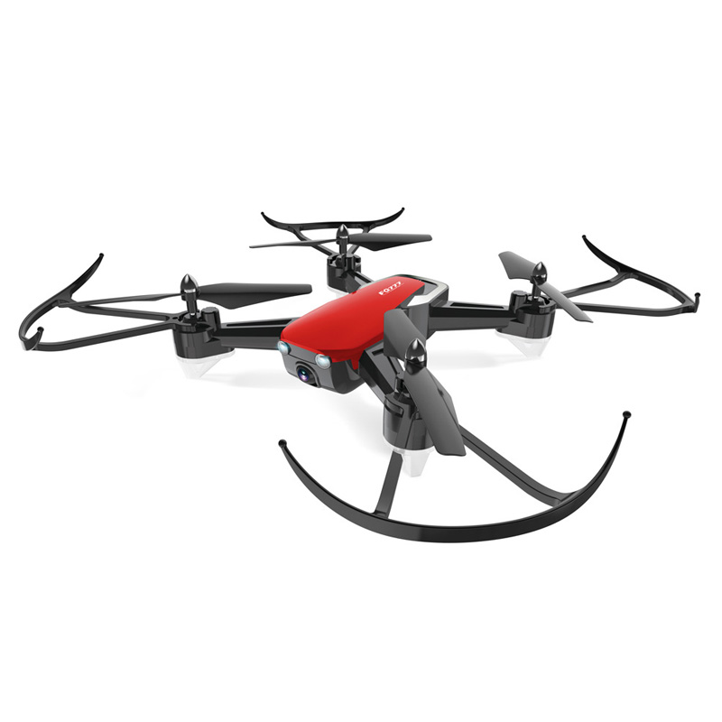 ABKT-Fq777 Fq40 2,4G 720P широкоугольный Wifi Hd камера Дрон Rc вертолет Квадрокоптер Hover - Цвет: Red 200W