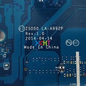 Image 5 - עבור HP 15 R 15 S סדרת 760970 501 760970 001 760970 601 ZSO50 LA A992P i5 4210U 2GB VRAM האם Mainboard נבדק