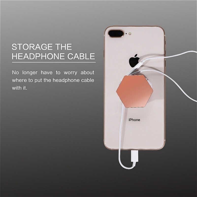 Мобильный Зажим для телефона держатель чехол для iPhone X XR XS Max 8 7 6 6S Plus 5 5S SE huawei P20 Pro mate 10 20 Lite аксессуары задняя крышка