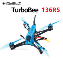 IFlight TurboBee 136RS V2 4S Micro FPV Drone BNF SucceX Micro F4 เที่ยวบิน Tower Caddx Turbo EOS V2 HQProp T3 * 2 ใบพัด(China)