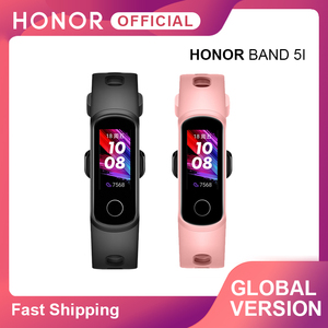 Huawei Honor Band 5i Wristband Smart Bracelet USB Charging Blood Oxygen Monitoring Sports Fitness Bracelet Running Tracke