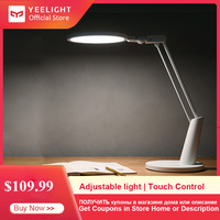 Yeelight Smart Adjustable Desk Lamp Muse Table Light Touch on Style for Reading and Writing Smart Home Remote Control