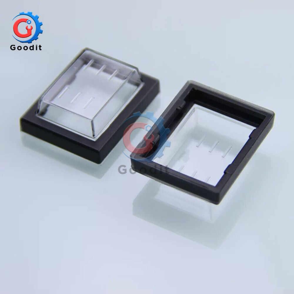 KCD4 Rocker Schalter Taste AUF OFF 2 Position 4 Pins 6 Pins Elektrische Ausrüstung Mit Licht Power Switch 16A 250VAC AC 250V