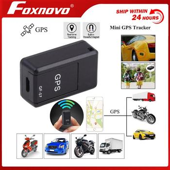 Mini GPS Tracker Strong Real Time Magnetic Small GPS Tracking Device Locator for Car Motorcycle Truck Kids Teens Old car mini gps tracker 6v car gps locator device used for bike motorcycle tracker magnetic with online tracking software childre