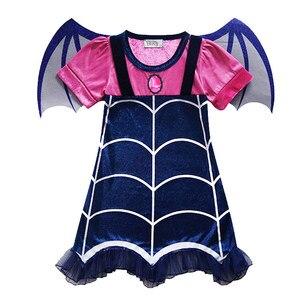 Image 3 - Horror Kostuums Kids Scary Vampire Kostuums Meisjes Jurken Halloween Kostuums Voor Kinderen Fancy Dress Voor Meisjes