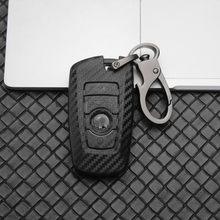 Чехол для автомобильного ключа, чехол для ключей для Bmw F20 F30 G20 F34 f31 F10 G30 F11 X3 F25 X4 I3 M3 M4 1 5 3 серии, аксессуары для автостайлинга