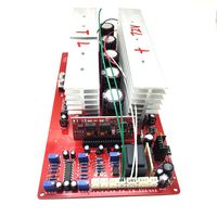 24V4000W 36V6000W 48V7000W 60V7000W 72V8000W Power frequency pure sine wave inverter motherboard circuit board foot power