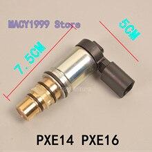 PXE16 PXE14 автомобильный Стайлинг Автомобильный Компрессор ac Компрессор клапан управления для Санден ac компрессор