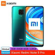 Global Version Xiaomi Redmi Note 9 Pro 6GB RAM 64GB 128GB RO