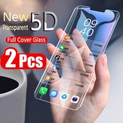 2 pçs hd vidro temperado para sony xperia z5 premium z3 z5 plus z4 c5 ultra c4 c3 e5 e4 e4g vidro protetor de tela de proteção