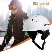 Hot Sale Skiing Helmet Skillful Manufacture Sports Safety Skiing Helmets Adjustable Head Protector Gear Outdoor Equipment
