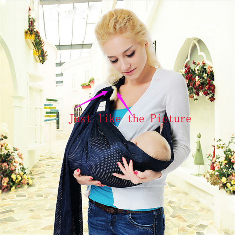 Baby Buckle Towel Dedicated Buckle DIY Straps Parenting Towel Nylon Carrier Slings Wrap Carriers Bag Elasticity Backpack Cover