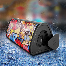 Bluetooth Speaker Sound-System Music-Surround Stereo Mifa Waterproof Portable Wireless