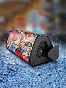 Speaker Portable Sound-System Music-Surround Mifa Bluetooth Waterproof Wireless Stereo