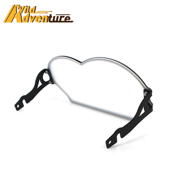 FOR BMW R1200GS R1200 GS Adv Adventure R 1200 Gs Headlight lens Guard Protection Protector Cover Oil Cooled 2004-2010 2011 2012 motorcycle headlight protector cover clear grid for bmw r1200 gs r1200 gs adventure r 1200gs 2012 2013 2014 2015 2016 2017 2018