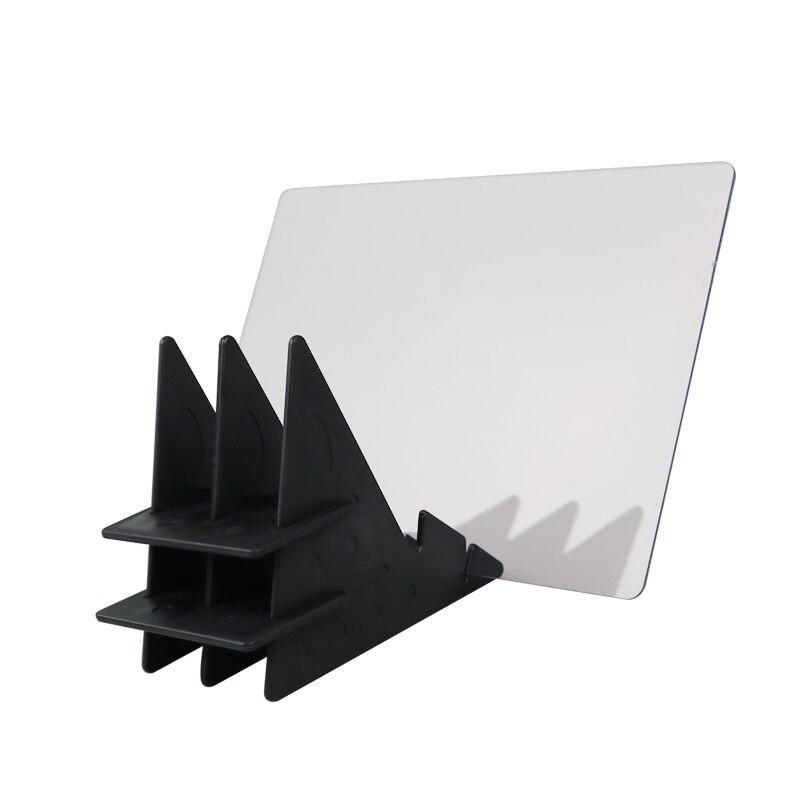 Оптическое изображение доска для рисования объектив эскиз зеркальное отражение Затемнения Кронштейн держатель живопись зеркальная пластина Трассировка стол плоттер
