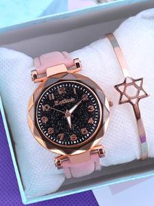 Bracelet Watches Clock Top-Sale Starry-Sky Reloj Mujer Casual Relogio Feminino Women