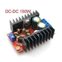 150W DC DC Boost dönüştürücü Step Up güç kaynağı modülü 10 32V için 12 35V 10A laptop gerilim şarj kurulu Arduino için