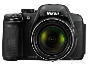 Nikon Digital-Camera COOLPIX P510 42x Stabilization Image Optical-Zoom Full-Resolution