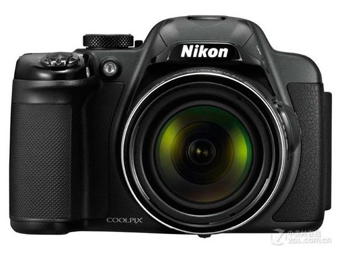 Appareil photo numérique Nikon COOLPIX P510 16.1MP d'occasion appareil photo original zoom optique 42x stabilisation d'image pleine résolution