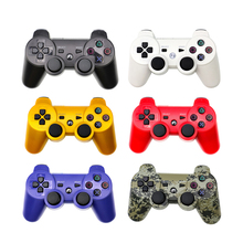 Gamepad Wireless Bluetooth Joystick For Sony PS3 Gamepad Controller For Playstation 3 Game Pad Game Joystick play station  Games original 3 colorful wireless bluetooth game controller for sony playstation 3 for ps3 controle joystick gamepad christmas