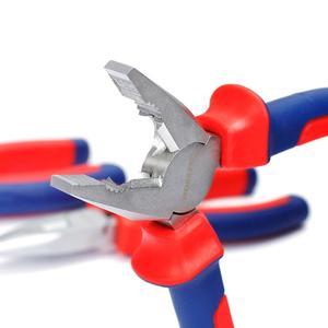 Image 2 - WORKPRO jeu de pinces pour diagnostic, pompe à eau, fil avec rainure et Joint, 4 pièces