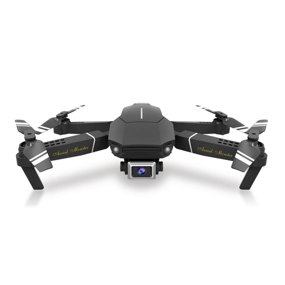 E98 Drone With Camera 4K HD WIFI FPV RC-Helicopter E98 4K Drone Air Pressure Hover Anti-shake Quadcopter Aircraft Kids Plane Toy