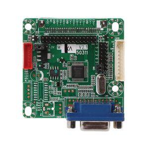 """Image 2 - Sürücü panosu MT561 B evrensel LVDS LCD monitör ekran 5V 10 42 """"dizüstü bilgisayar DIY parça kiti 37MC"""