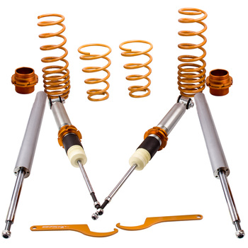 Coilover for BMW 5 Series E34 (88-97) 525i 530i 540i 524 530Di Shock Absorber for 5 Series E34 Saloon 524TD 524TDS Suspension image