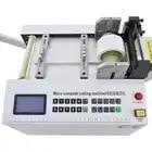 Neue Heiße HZX 100 Mikrocomputer Automatische Rohr Schneiden Maschine Wärme schrumpfschlauch PE Schlauch Schneiden Maschine 110V /220V 350W 0 100MM - 3