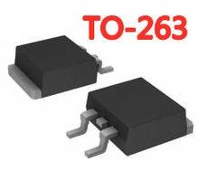 10 шт./лот IRF4905S F4905S TO-263 55V 80A Триод SMD