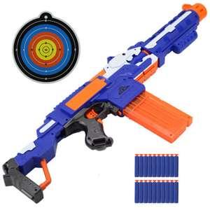 Toy-Gun Darts-Toy Sucker-Bullet Bullets-Foam Safe Nerf Soft Boys Toys for Hollow-Hole-Head