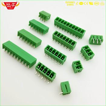 KF2EDGR 3 81 2P ~ 12P PCB PLUG-IN terminala bloki silnika 15EDGRC 3 81mm 2PIN ~ 12PIN MC 1 5 2-G-3 81-1803277 phoenix contact firma DEGSON tanie i dobre opinie NoEnName_Null Rohs CN (pochodzenie) Wtyczka 1-10 KF2EDGR-3 81 11-20 AWG CHINA BRASS TIN PLATING M2 STEEL PLATING CR3+PASSIVATION COLOR ZINC