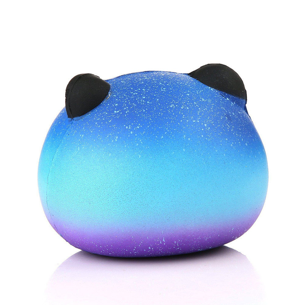 Kawaii Panda Egg Slow Rising Simulation Animal Squishy Toy Reliever Soft Gift Toys 2PC Creative Stress Reliever Funny Toys enlarge
