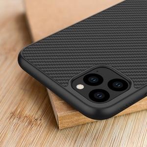Image 2 - Nillkinสังเคราะห์คาร์บอนไฟเบอร์กลับและไนลอนสำหรับiPhone 11 Case Thin SlimสำหรับiPhone Case 11 Pro 5.8/6.1/6.5สำหรับIPhone11