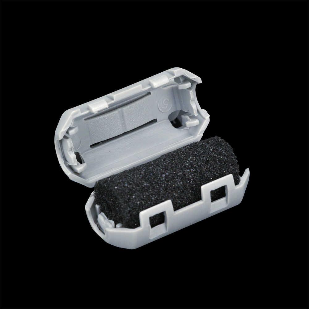 Abs pla petg 1.75MM Filament filtreleri temizleyici blokları toz giderme için yararlı a6 a8 cr-10 ender 3 PRUSA I3 memeleri hotend 3d parçaları
