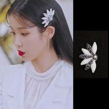 2019 Korean TV drama Retro Super Fairy Temperament Hairpin For Girl Hair Jewelry