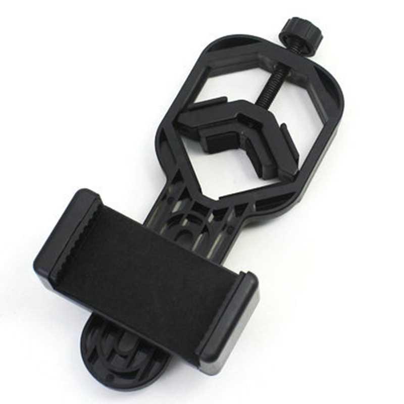 Universal Adapter Adapterโทรศัพท์กล้องโทรทรรศน์Mountสำหรับกล้องโทรทรรศน์สนับสนุนสายตายาว22ถึง44มม