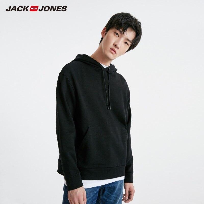 JackJones Men's Casual Special Design Pullover Hoodies Streetwear 219133523