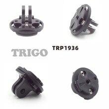 Trigo trp1935/trp1936 adaptador de farol da bicicleta para garmin gopro conversão da câmera montagem do assento