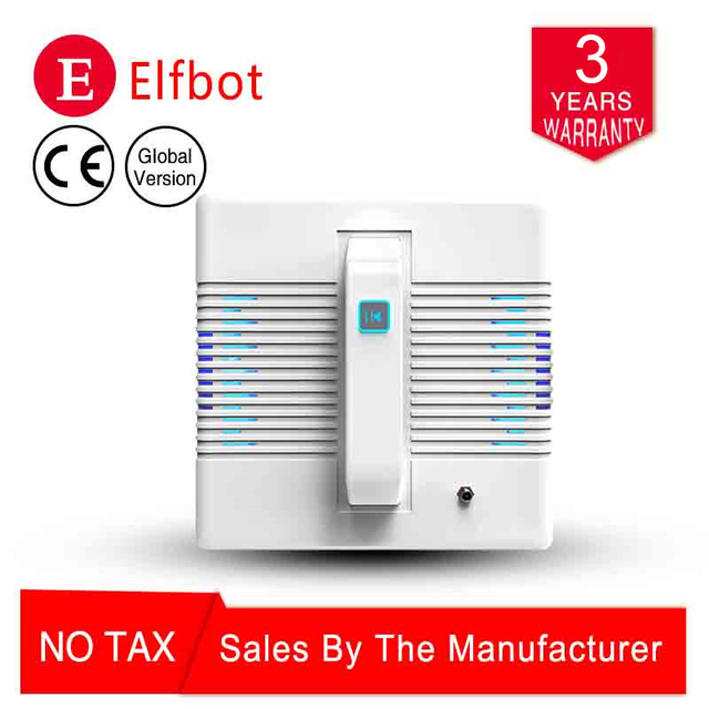 Робот пылесос Elfbot WS1060 для чистки окон, робот пылесос для чистки стекол