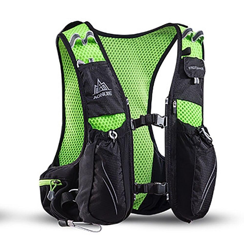 Aonijie сумка для бега, аксессуары для фитнеса, уличный рюкзак, ультралегкий, для походов, марафона, бега, велоспорта, сумка для воды